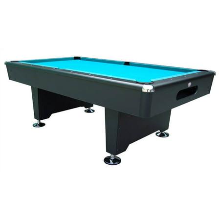 Black Knight Ft Slate Pool Table Drop Pockets Walmartcom - Sportcraft 8 foot pool table