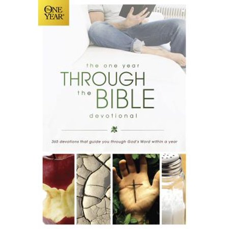 The One Year Through the Bible Devotional : 365 Devotions That Guide You Through God's Word within a (J Vernon Mcgee 5 Year Bible Study)