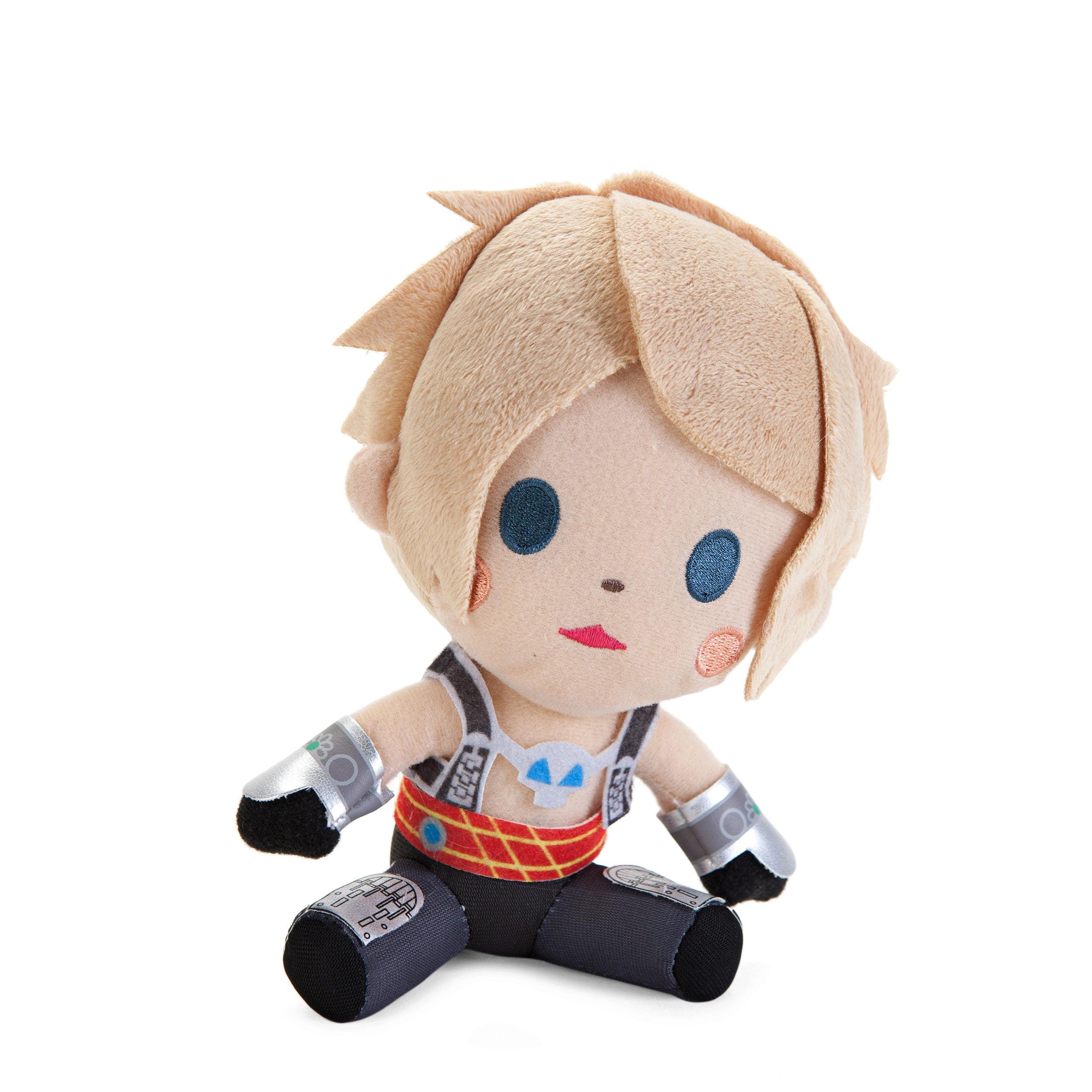 Hatsune Miku X Groove Coaster Blinking Miku Face Plush Toy