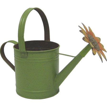 craft outlet garden tin sunflower watering can - Garden Watering Can