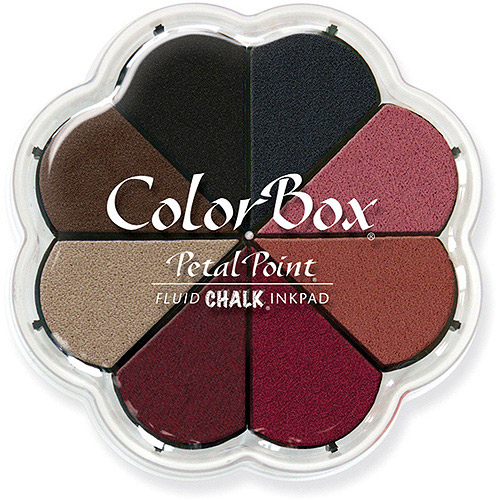 ColorBox Fluid Chalk Petal Point Option Inkpad