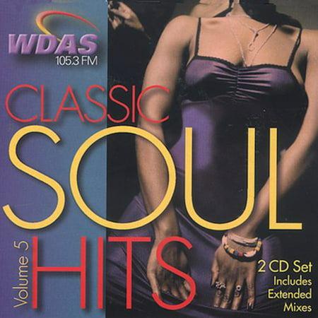 WDAS 105.3FM: Classic Soul (Classic Soul Hits)
