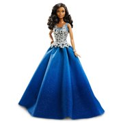 2016 Holiday Barbie African-American Doll by MATTEL INC.