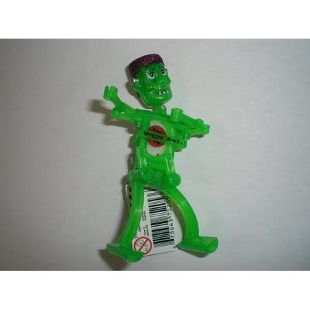 Toys (Mini) - Z Wind Ups - Spookies - Halloween Frankenhead Game New - Tortilla Roll Ups For Halloween