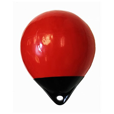"""KUFA Red/Black 12"""" Diameter (inflated Size: 12"""