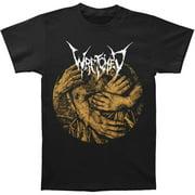Wretched Men's  Human Remains T-shirt Black