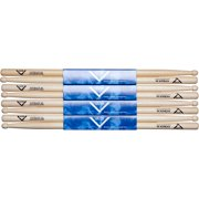 Vater Hickory Drum Stick Pre-pack Wood 3A