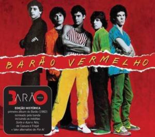 Barao Vermelho - Barao [CD]