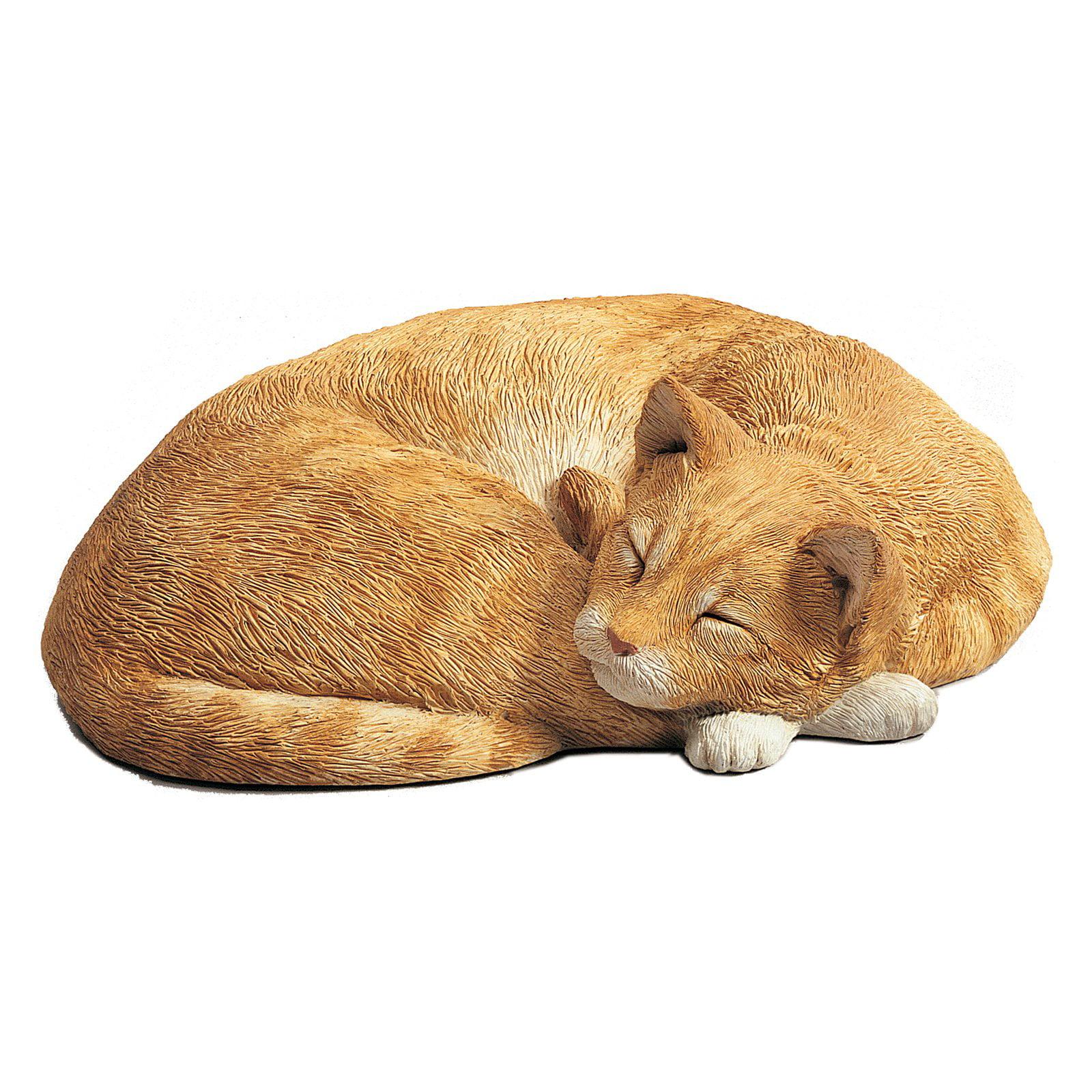 Sandicast Life Size Sculptures Cat Figurine