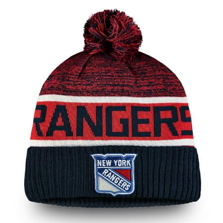 New York Rangers Fanatics Branded Authentic Pro Rinkside Goalie ... e939efa700f