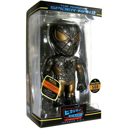 - Funko Hikari Japanese Vinyl Spider-Man Vinyl Figure [Metal Mix]