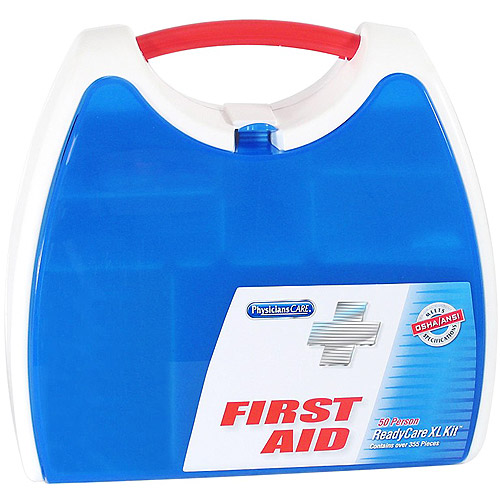 Physicians Care 355pc First Aid Kit 50 Person