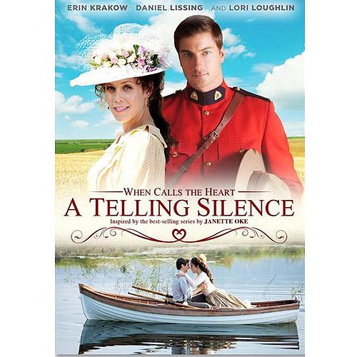 When Calls The Heart: A Telling Silence (Walmart Exclusive) (Anamorphic Widescreen, WALMART EXCLUSIVE)