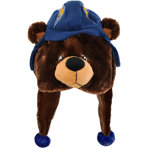 Forever Collectables NFL Mascot Dangle Hat, San Diego Chargers