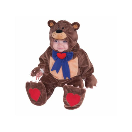 CHCO-TEDDY BEAR-INFANT - Bear Costumes For Babies