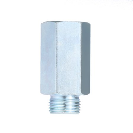 Stainless Steel Oxygen Sensor O2 Lambda Sensor Extender Spacer for Decat & Hydrogen M18 - image 4 of 7