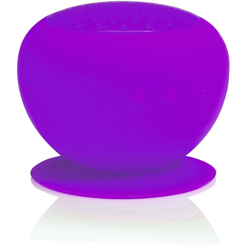 AudioSource SoundPop Water-resistant Bluetooth Speaker, Purple by SoundPop