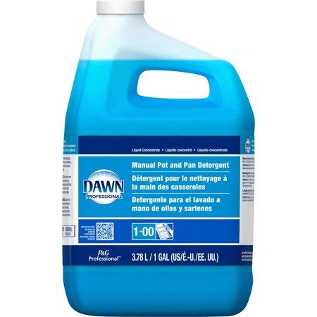 Dawn, PGC57445CT, Manual Pot/Pan Detergent, 4 / Carton, Blue Gamble Dawn Dishwashing Liquid