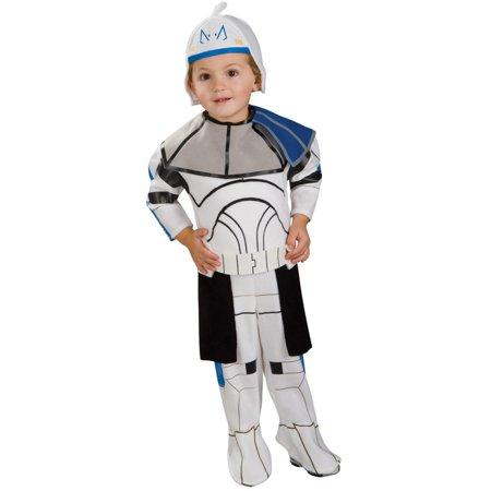 Star Wars Clone Wars Captain Rex Clone Trooper Costume Infant 6-12 Months (Captain Rex Costume)
