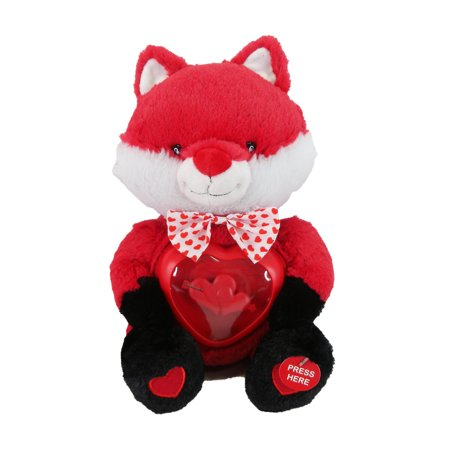 Valentine's Day Led Message Fox ()