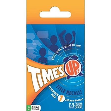 Time's Up - Title Recall Expansion Pack 1 - image 1 of 1
