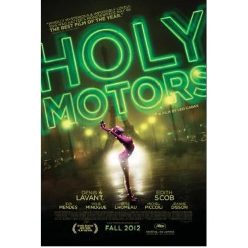 Holy Motors (Blu-ray) (French) (Widescreen)