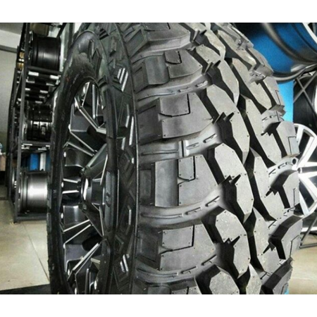 Forceum MT 08 Plus LT265/75R16 E 10 Ply M/T Mud Tire
