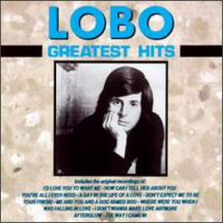 Lobo - Greatest Hits [CD] (The Best Of Lobo Greatest Hits)