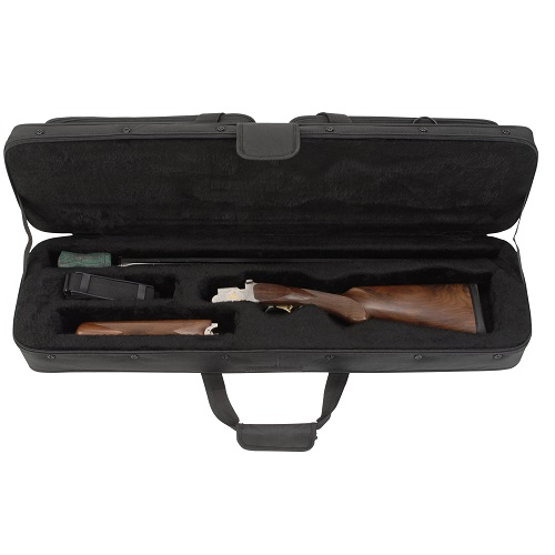 SKB Corporation Hybrid Breakdown Shotgun Case, Black