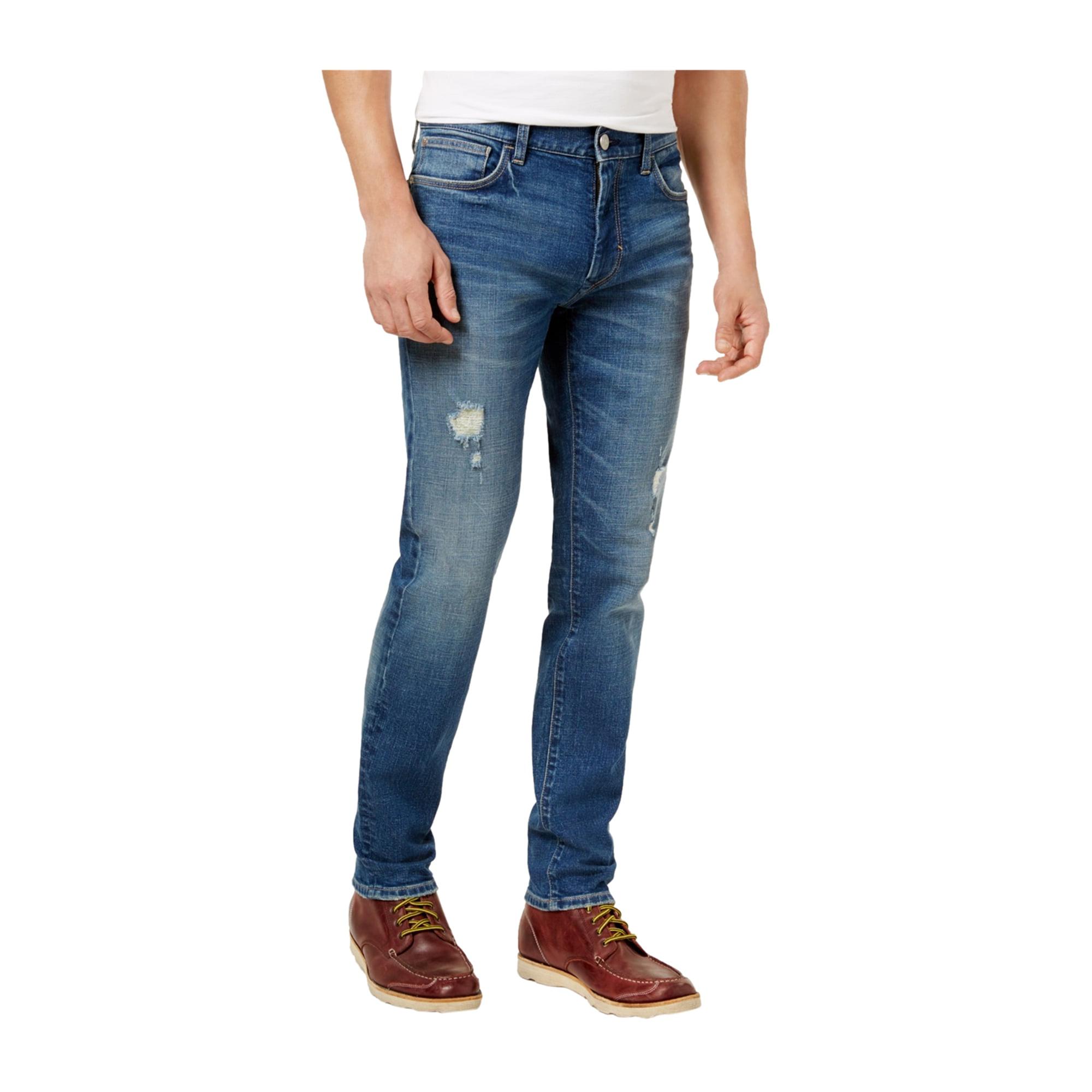 offizielle Bilder letzte Veröffentlichung 60% Freigabe Tommy Hilfiger Mens Distressed Slim Fit Jeans 479 36x32 ...