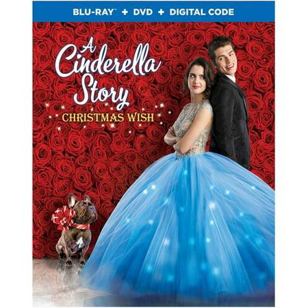 A Cinderella Story: Christmas Wish (Blu-ray + DVD + Digital Copy) ()