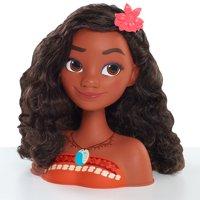 Disney Princess Moana Stying Head