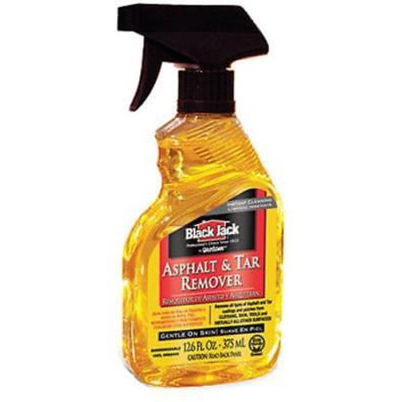 Tar Remover - Black Jack 12.6 OZ Asphalt & Tar Remover Instantly Removes All Types O