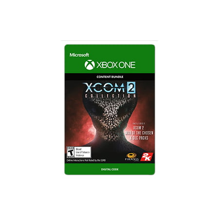 XCOM 2 Collection, 2K Games, Xbox One, [Digital Download]