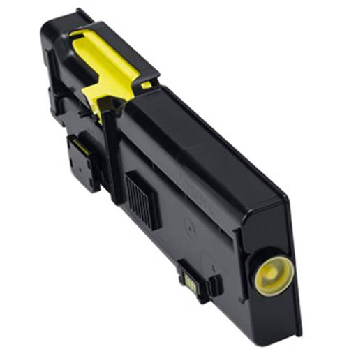 Universal Inkjet Premium Compatible Dell 593-BBBR (YR3W3) Cartridge, High-Capacity Yellow