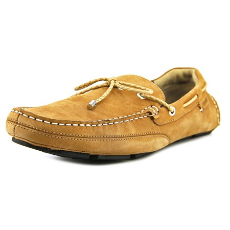 Sebago Kedge Tie Tan Nubuck Men's Boat Shoes B810107