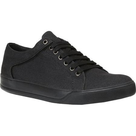GBX FYRE Mens Black Canvas Comfort Sneaker Shoes ()