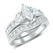 his and hers wedding ring set matching wedding bands for him and her 7 - His And Hers Wedding Rings Sets