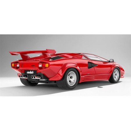 Kyosho Motorcycle (Lamborghini Countach LP5000 QV in 1:18 Scale by)