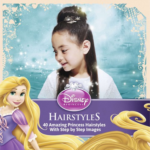 Disney Princess Hairstyles: 40 Amazing Princess Hairstyles With Step by Step Images