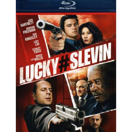 Lucky Number Slevin  Blu Ray   Widescreen