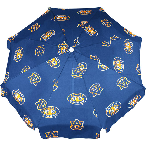 Auburn 7.5' Blue Umbrella