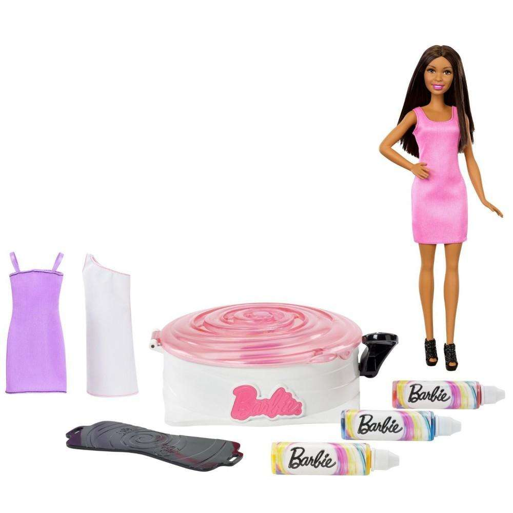 Barbie Spin Art Designer with Nikki Doll