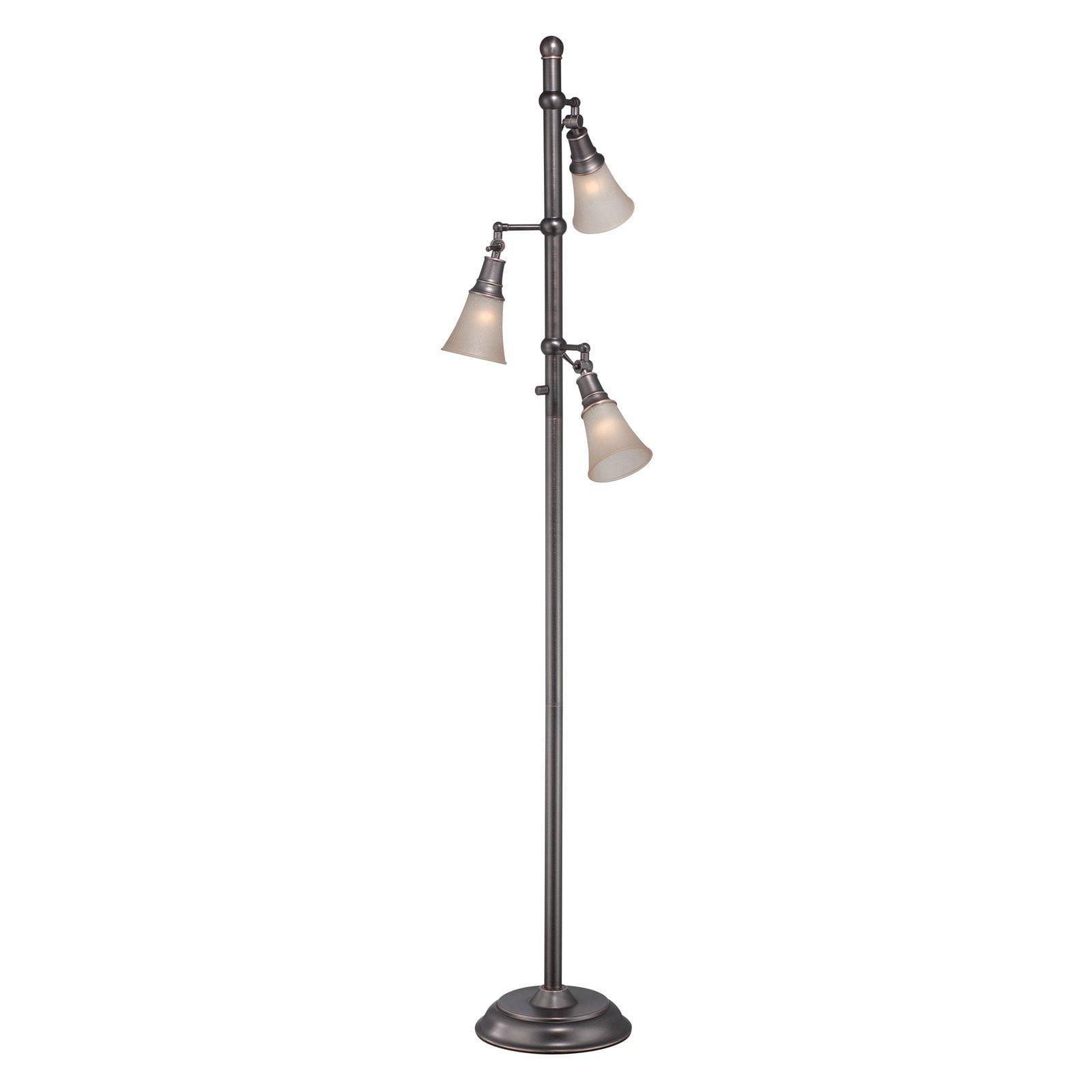 Lite Source Mercede Swing Arm Floor Lamp