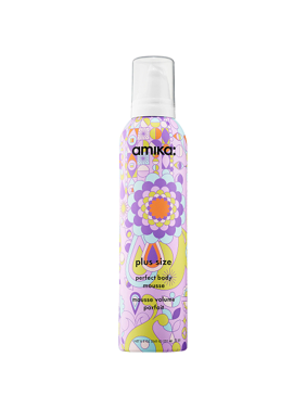 Plus Size Perfect Body Mousse by Amika - 8.5 oz Mousse