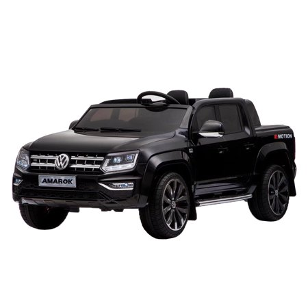 Kool Karz Volkswagen Amarok Two Seater Eletric Ride On Toy Car, (Steel 2 Seater)