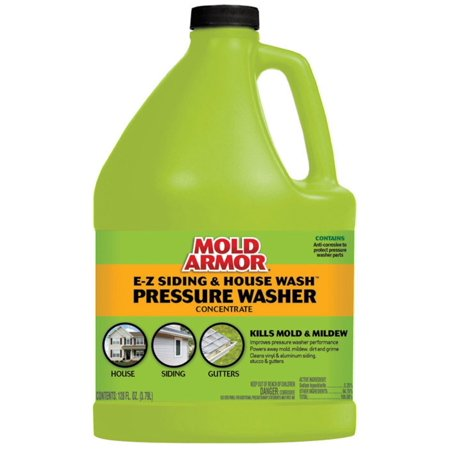 Mold Armor FG581 E-Z Siding & House Wash Pressure Washer Cleaner, 128