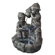 Kelkay F1414102L StoneTouch Children Pouring Water Fountain