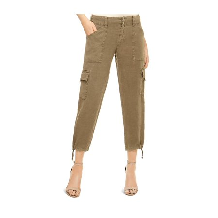3a60943dd0413 Sanctuary Clothing - Sanctuary Clothing Womens Cropped Casual Cargo Pants -  Walmart.com