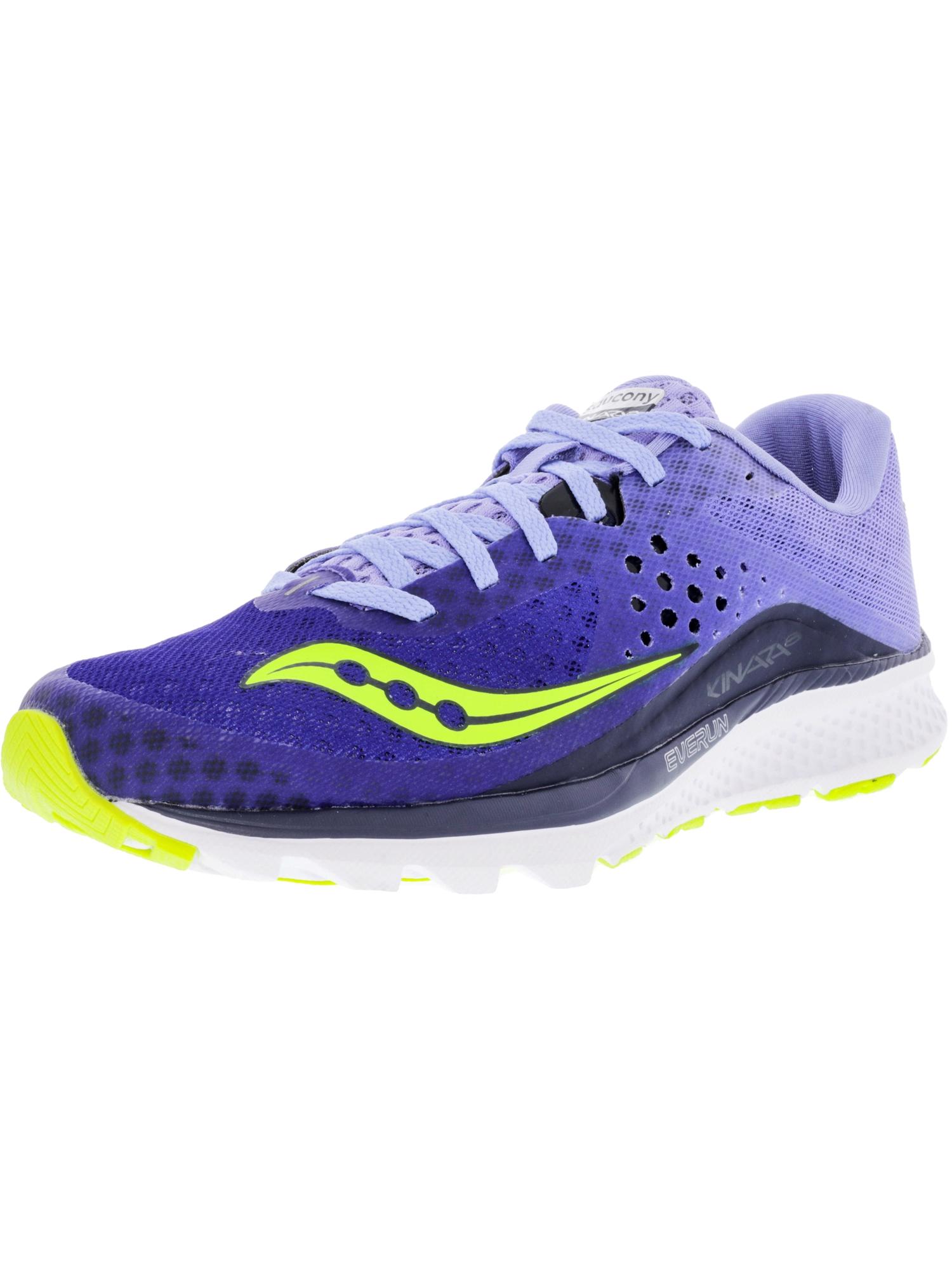 Women's Kinvara 8 Berry / White Ankle-High Running Shoe - 9M